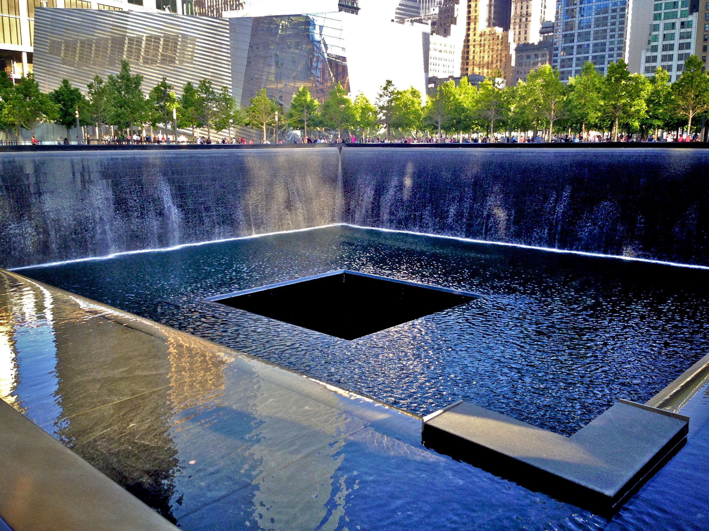 Das 911-Denkmal