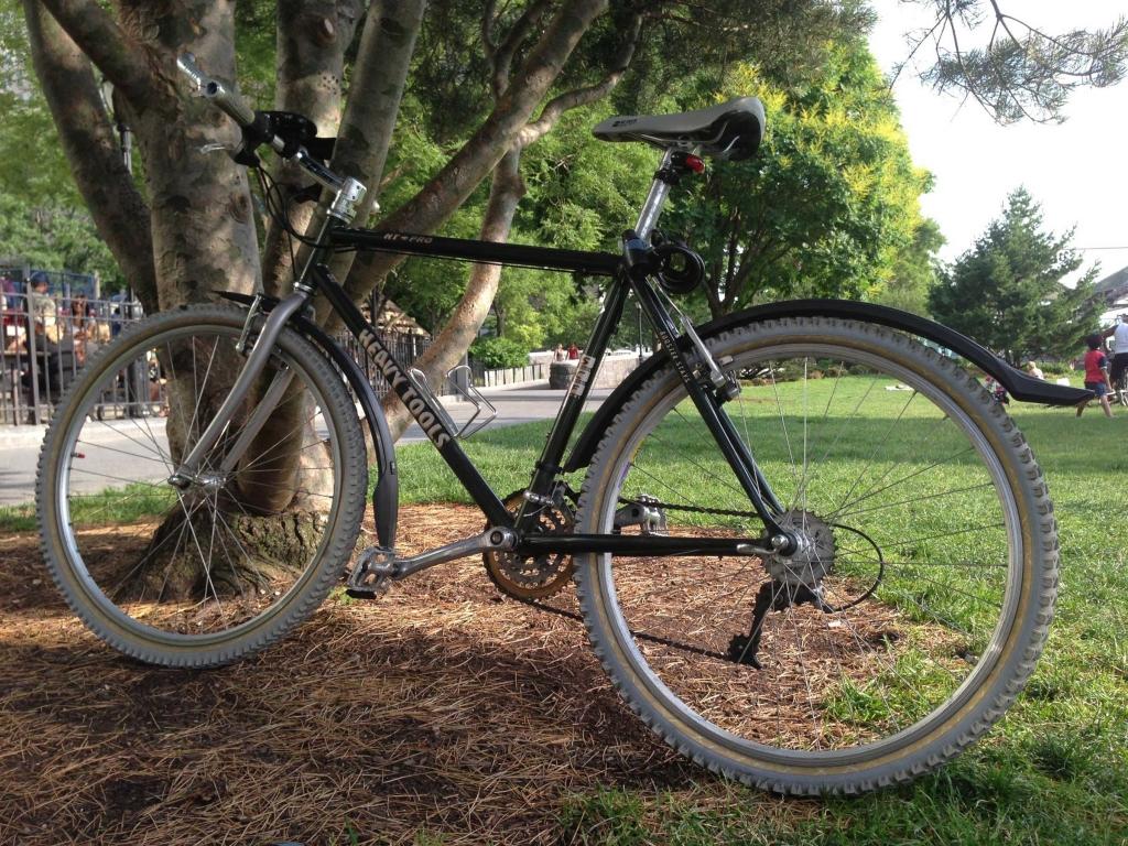 Mein geliebtes Fahrrad