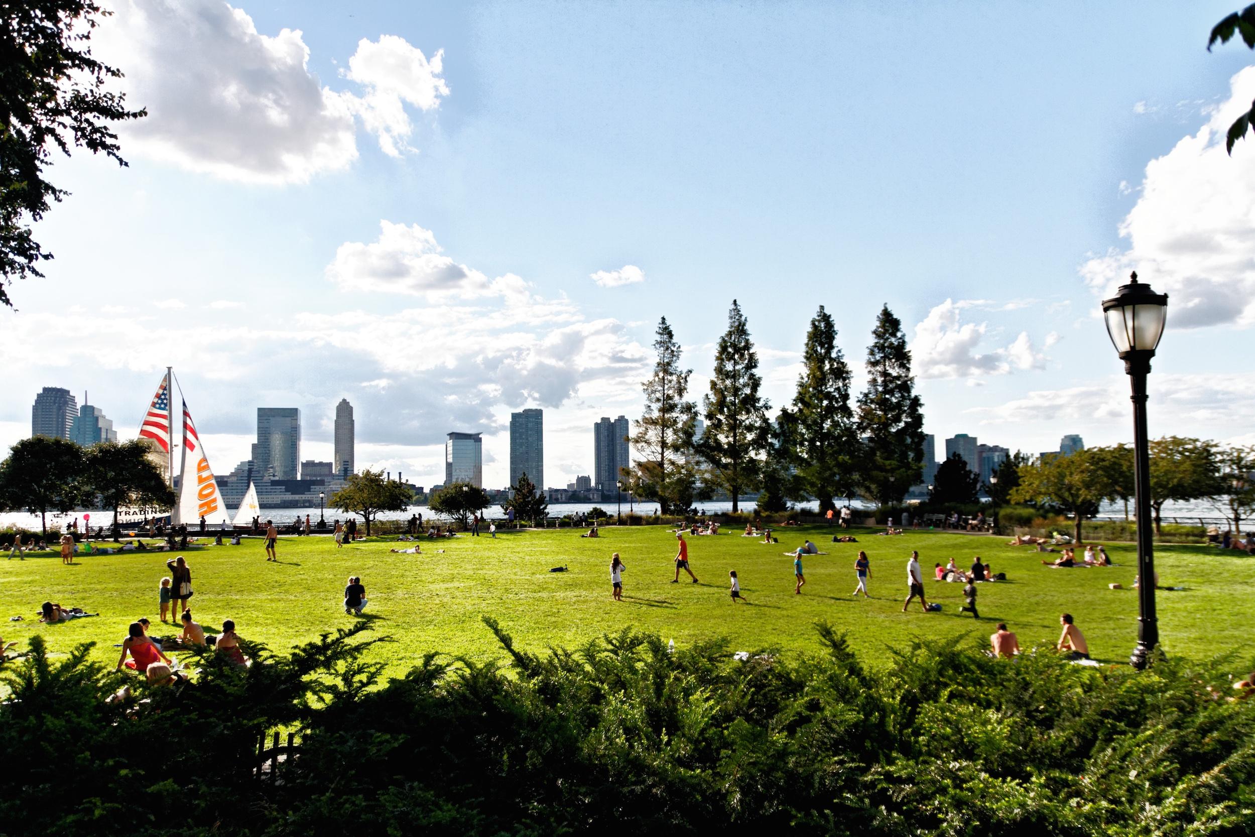 Der Nelson A. Rockefeller Park