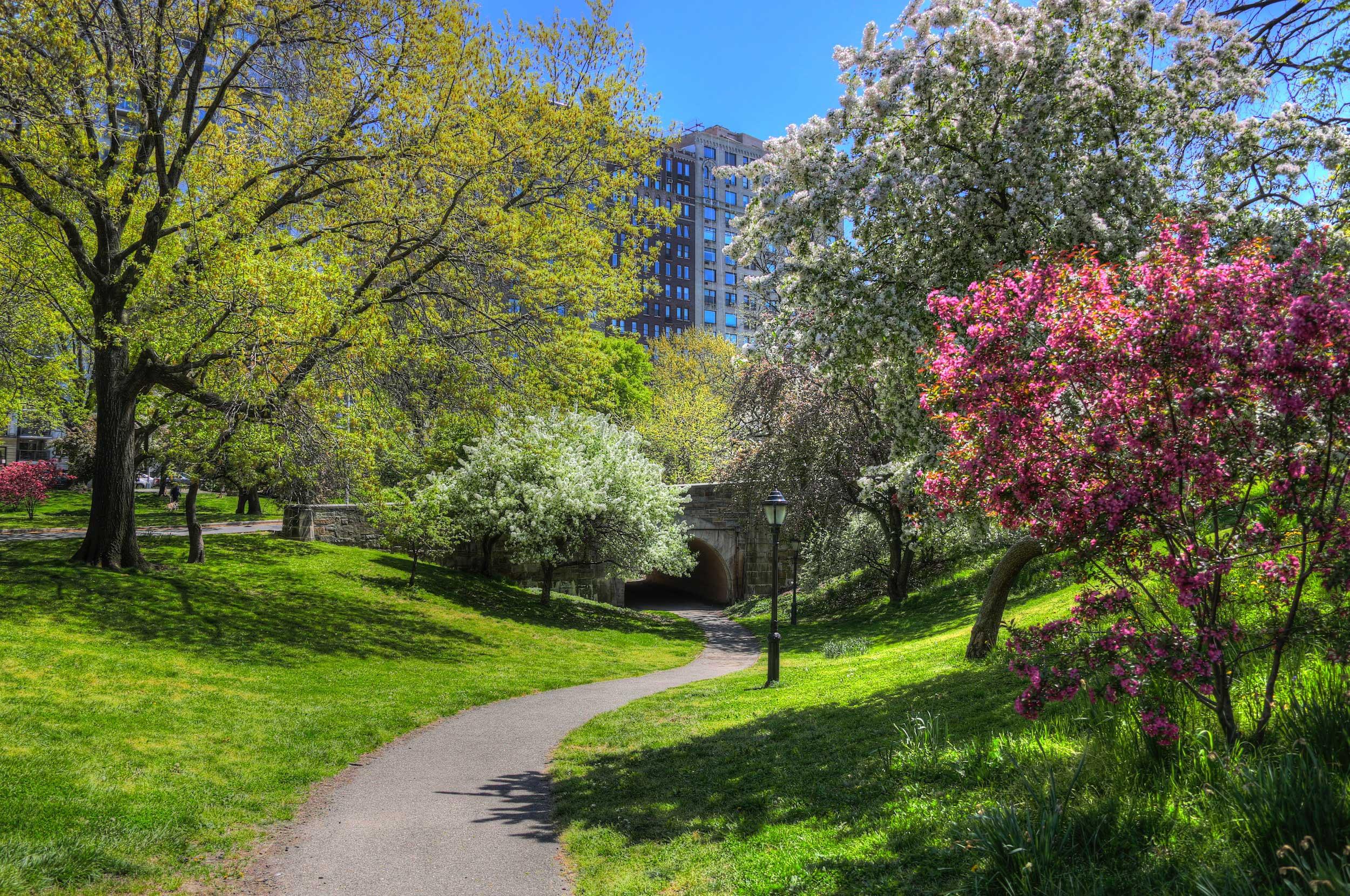 Upper West Side im Frühling