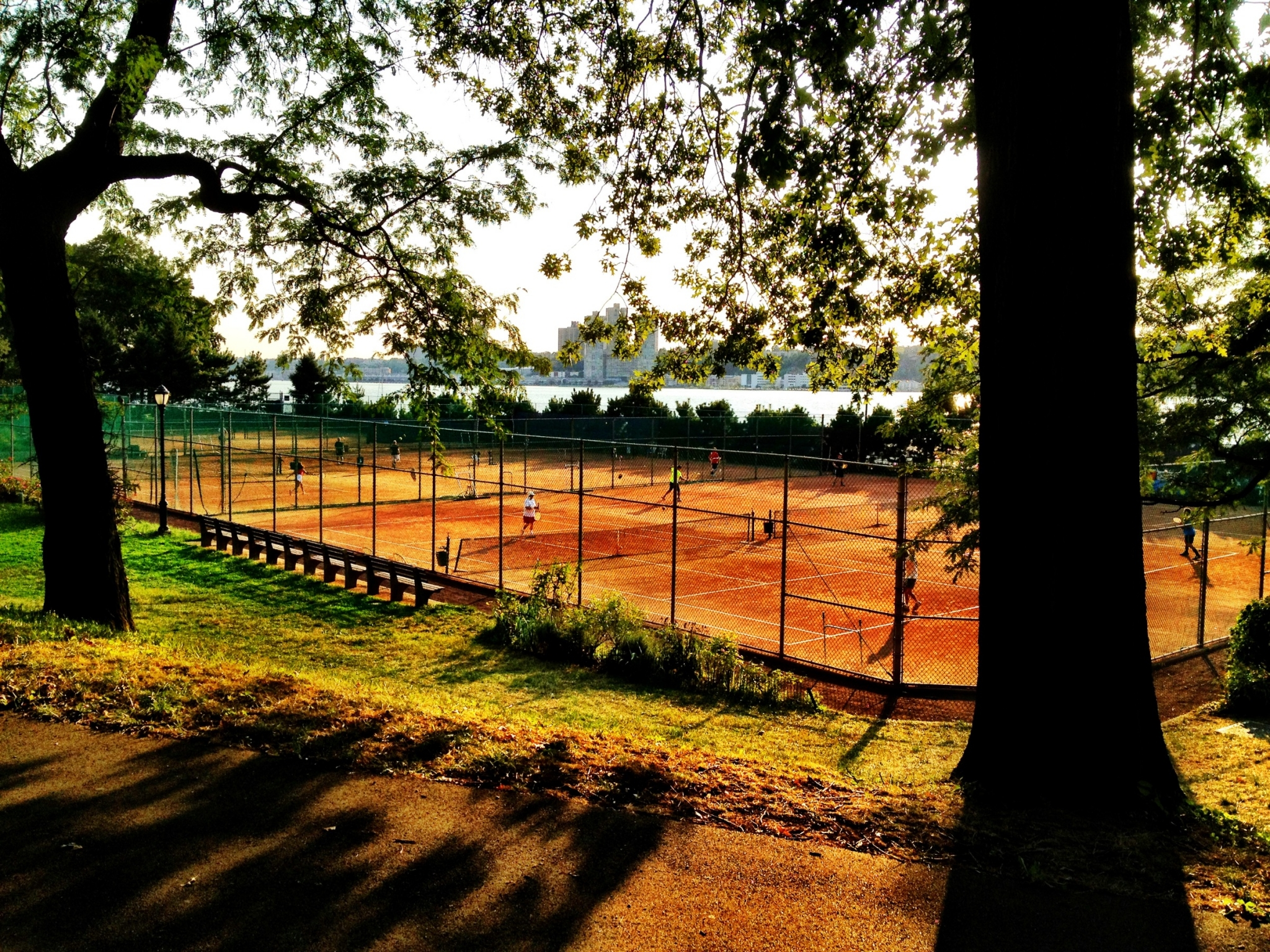 Riverside Clay Tennis